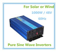 Wholesale High Quality W Hz V Input Voltage Off grid Pure Sine Wave Inverter for Solar or Wind Inverter BP I CZ S