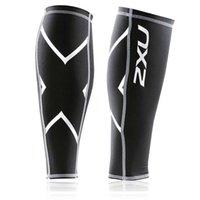 Wholesale Compression Sleeve Leg Basketball Soccer Football Socks Gym Calf Guard Jogger Bicycle Warmer Leg Shinguards Compressport UP001