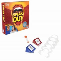 Wholesale 2016 New Fun Speaking Game quot Watch Ya Mouth quot quot Speak Out quot Mouth Guard Challenge