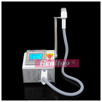 best laser tattoo removal machine - Best selling ND yag q switch Lazer Tattoo Remover equipment nm nm black doll temporary tatoo removal laser beauty machine
