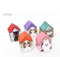 Wholesale Kawaii Mini CM Doggie Paper Memo Sticker PAD Notepad