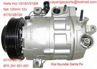 Wholesale VS18 auto ac Compressor for Hyundai KIA Santa B700 B750 FK