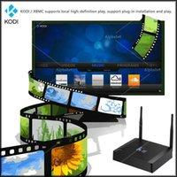 Wholesale 2016 KIII Android TV Box G G Amlogic S905 G Dual WiFi DLNA Airplay KODI XBMC Quad Core UHD K D Miracast