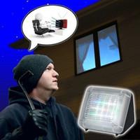Wholesale LED Dummy Fake TV Light Home Security Simulator Burglar Intruder Thief Deterrent Security TV Simulator B236