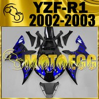 Wholesale Five Gifts Motoegg Motorcycle Fairings Injection Mold For Yamaha YZF R1 YZF R1 YZFR1 Hight Quality Fairing Complete Set