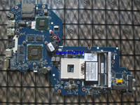 Wholesale for HP M6 series QCL50 LA P Notebook M G REV laptop motherboard mainboard fully tested working perfect