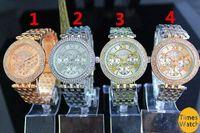 auto silicone bracelets - 20 off Luxury Brand K0RS Watches Men Womens Diamonds Watches Brand Date Eyes Men Women Bracelet Designer Fashion Wristwatches