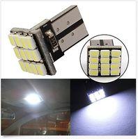 Wholesale 100PCS High Bright T10 Smd SMD LED Led Car Auto Wedge Turn Signal Light Lamp Bulb White DC12V