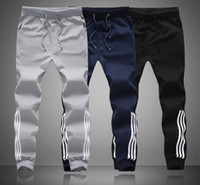 Wholesale Brand New Mens pant Fashion Casual Sweatpants men Pants cotton Trousers Men Tracksuit Bottoms Track pant