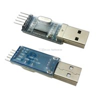 Wholesale For Arduino USB To RS232 TTL PL2303HX Auto Converter Module Converter Adapter B00285 FASH