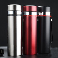 Wholesale New Stainless Steel Water Bottle Insulated Vacuum Bottle High Luminance Water Bottle ml Creative Thermo Bottle VS Vaccum Cup Free DHL