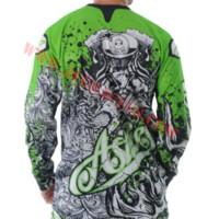 Wholesale off road jerseys Dirt bike cycling bicycle ATV Motorbike Motorcycle Motocross Racing Jersey Shirt T shirt mc