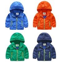 Wholesale Boy s charge suit New pattern Children s jacket Girls coat Children s jacket Loose coat Trendy Mixed cotton clothing Wholesal
