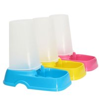 Wholesale 3 Brand New Automatic Pet Bowls Feeders Multicolor to Choose From FS01273