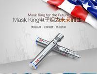 Wholesale Mask king MK MINITANK Dust proof Suite Products starter electronic cigarette E cigarette Kits Long CM CM