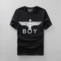 Wholesale BOY LONDON couples men and women short sleeved t shirt BYL