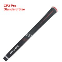 Cheap Standard Rubber Golf Putter Grips Round Golf CP2 Pro & CP2 Wrap Driver Grips Red Blue Golf Club Grips