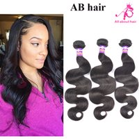Wholesale 8A Indian virgin hair body wave Raw Indian virgin hair bundles unprocessed human hair extensions cheap hair weave