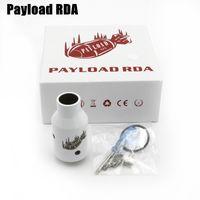 Nuevo Payload mods RDA atomizadores RBA clonador Rebuildable goteo atomizador vaporizador de 22mm de centro del poste central Fit for 510 Thread vape mod battery
