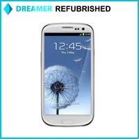 android hsdpa - 4 inch Original Refurbished Galaxy Samsung S3 I9305 i9300 Quad Core GB RAM GB ROM MP MP Camera LTE HSDPA GSM Smartphones