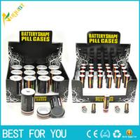 battery coin - Battery Secret Stash Diversion Safe Pill Box Hidden Money Coins Container Case