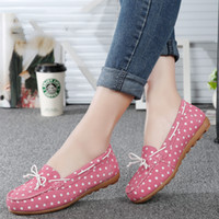 ballet basics - 2016 spring women ballet basic flats shoes women slip on point style flats suede leather loafers moccasins femal shoes