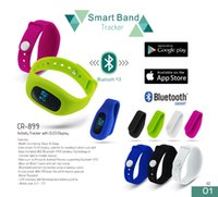 Wholesale new Arrival D Smart Band Pedometer Wireless Bluetooth4 OLED display Wristband for Android IOS MOQ