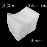 Wholesale cm mm Cushion Brand EPE Packaging Bags Protective Wrap Foam Packing Film Material Shipping Pack Polypropylene Strap