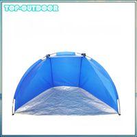 Wholesale Outdoor Anti UV Fishing Tent Sun Shelter Sunshade Beach Tent For Fishing Beach Swimming Camping Picnic Garden