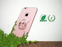 bear proof - For Apple iPhone S Cell Phone Cases One Button Cell Phone Case With Bear Ring Buckle Proof Design Disassemble Mouth Fashion Phone Cases