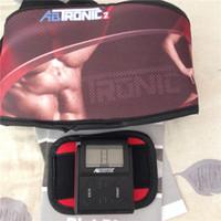 ab burner - Electric AB Gymnic GYM X2 slimming EMS massager belt exerciser fitness abdominal muscle stimulator trainer fat burner toner