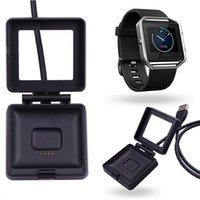 Wholesale High Quality Fitbit Charging Cable Charger Power Adapter Dock Cradle Cord Wire For Fitbit Blaze Smart Watch