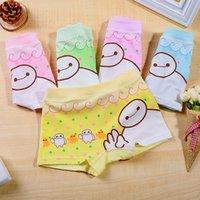Wholesale new cartoon girls underwear pants cotton underwear suitable for Y TNN0086