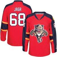 Wholesale Panthers Jagr Hockey Jerseys Men s Red Hockey Wears New Uniform Brand Ice Hockey Jerseys Hot Sale Hockey Jerseys New Florida Panthers