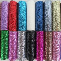 asia borders - Colorful Glitter Border Eco Friendly Bling Fabric Wall Paper for Cushions Pelmets Pillow Wedding Decoration Bedrom Living Room Bar Wallpaper