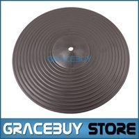 Wholesale Practice Cymbals Drum Pads quot Practice Silent Low Noise PC Plastic Crash Hi Hat Cymbals Pad NEW