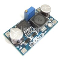 Cheap DIY Kit DC 4.75-35V to 1.25-26V 3A 20W Step Down Voltage Regulator LM2596 Adjustable Power Adapter #090497