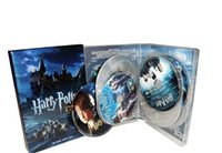 Cheap 2016 hot sell in store Harry potter 8-FILM 8 dics The Complete Collection Factory Price DVD Boxset free shipping
