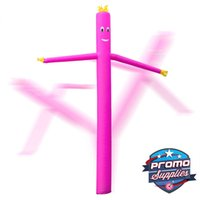 Wholesale Inflatable Air Puppet Dancer Guy Dancing Tube Man Tall Pink