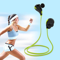 Wholesale high quality earphones transmission range of up to m QY9 bluetooth wireless headset stereo in ear movement