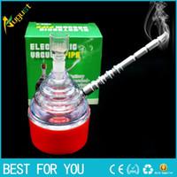 électriques conseils de la bouche de fumer tuyau shisha de narguilé nettoyant priser snorter sniff vaporisateur injecteur de machine de laminage herbe métallique meuleuse