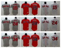 Wholesale Boston Redsox Men s Jersey David Price Dustin Pedroia David Ortiz Men Baseball Stitched Jerseys
