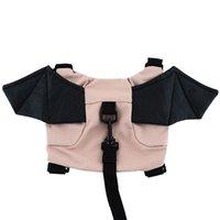 baby wood walker - 2015 New Baby Child Kids Toddler Bat Walking Safety Harness Rein Backpack Walker Buddy Strap Anti lost grip