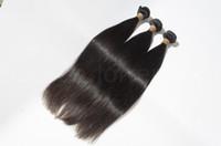 Wholesale 7A Grade Brazilianhuman Hair Straight Bundles Cheap Unprocessed
