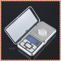 Wholesale New g g Scale Electronic Mini Digital Pocket Weight Jewelry Diomand Balance digital scale scale jewelry