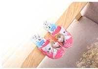 baby slippers pattern - Girls Shoes Summer New Fashion Cute Cartoon Style Baby Girls Slippers Hot Sale Child Shoes Princess Slipper
