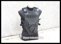 Wholesale TMC Cosplay TF3 Vest transformer3 airsoft painball molle combat gear TMC1835 Black