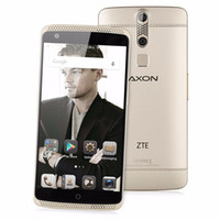 Cheap Original Brand ZTE AXON Elite 5.5 Inch Cell Phone Android 5.0.2 MSM8994 Octa Core Mobile Phone 3G RAM+32G ROM Smartphone