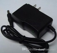 Wholesale 100PCSAC V V Converter Adapter DC V A mA Power Supply US EU Plug DC mm x mm Z917