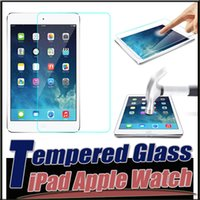 apple ipad watch - 9H Explosion Proof Premium Tempered Glass Screen Protector Film Guard For iPhone S plus S iPad Mini Air2 Apple Watch mm